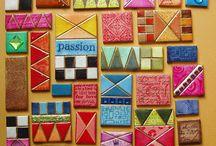 tiles color