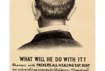 Vintage ads and photos