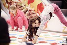 W krainie dzieci / Kids fun / Aktywności dla dzieci. Kreatywne zabawy i gry. Organizacja dni dziecka.
