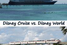Disney Cruise & Cruising / Ideas for Disney Cruises & Regular Cruises  / by Angela- Wright