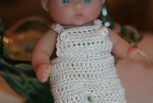 dolls clothes to crochet
