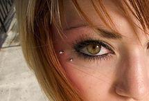 Piercings / by Rachel Lancaster
