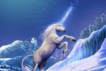 Unicorn ● White