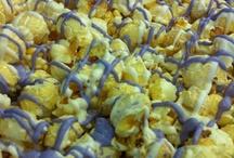 Miss Hannah's Gourmet Popcorn Co! /  www.misshannahspopcorn.com / by Linda Jodoin