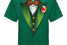 St Patricks Day Apparel / by Sports Style