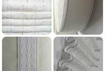 Curtain Linings, Interlinings & Bonded Interlinings