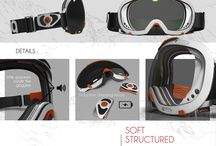 POC connected speaker goggles / new poc goggles, with bones conduction,  transform your goggles into speaker