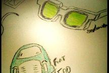 Óculos, óculos, óculos / Óculos