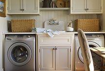 Laundry Room Love / by Bailey Barron