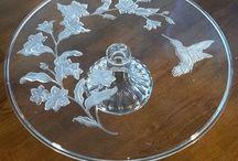 bases de vidro