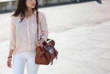 Looks - White pants