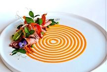 Stylish Food / Cuisine and Presentation