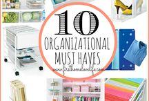 Dorm organizing