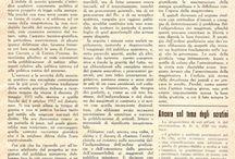 """Rivista """"La Magistratura"""" / Le copertine storiche dell'organo di informazione dell'Associazione Nazionale Magistrati"""