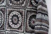 Crochet sueters pulóvers