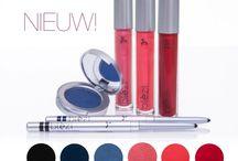 Nieuwe make-up kleuren najaar 2014