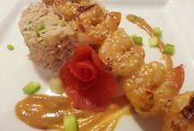 Seafood / Fish, shrimp, crab, lobster.......