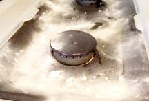 Cleaning stovetop