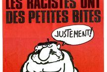 Je Suis Charlie #CharlieHebdo / Les couvertures de Charlie Hebdo
