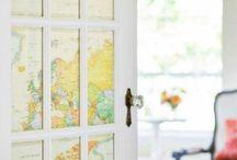 DIY, decoration and interior ideas