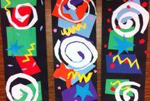 Art smart / Art ideas for schoolies