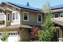 Domestic Solar Power