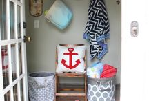 entryway / by Heather Cloudt