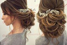 wedding hair maybes