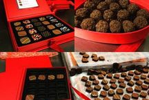 Valentine's Day / Share the love with our pastries and chocolates for the day of love!