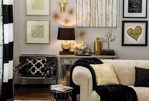 Black&Gold Deco