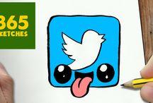 Twiter kwaii