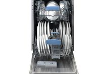 Dishwashing / The latest dishwashing collection from Rangemaster comes with a host of innovative new features. It is available as a 10 place and 12 place model.