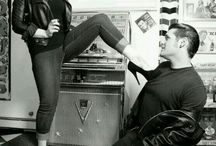 Rockabilly love couples