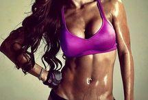 fitness photoshoot female