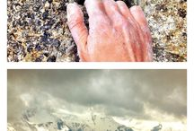 Climbing / #climberhands Col de Monte