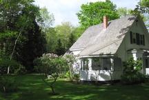 Le case degli scrittori