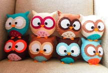 I'm addicted...to owls!! / by Nicki Atkinson