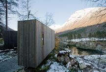Architecture: Tourism & Hospitality / Tourist spaces: #hotels, #hostels, visitors centres,  lookout posts...