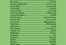 Speak Jamaican Patois / Learn to Speak Jamaican Patois
