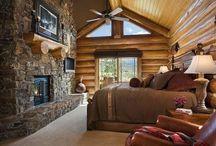 Деревянный дом - Отделка