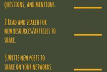 Social Media/Websites / by Lisa Laxton