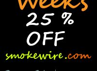 Smokewire discounts / Discount codes and sales for glass pipes, bongs, grinders