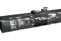 Konica Minolta bizhub PRESS 1052 1250 P / Black & white production speed of 125 A4 or 70 A3 ppm plus high RIP performance ensure outstanding productivity High print quality with 1,200 x 1,200 dpi resolution and LED print head Media weights between 40 and 350 gsm and intelligent paper catalogue with mixplex/mixmedia functionality Schedule management for detialed overview of suspended and reserved jobs for convenient system operation Over 45 different system configurations with various paper feeding and finishing possibilities