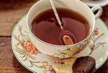 Hora do Chá + Café | Tea + Coffee time