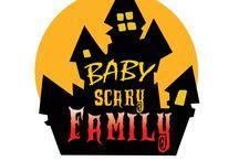 Baby Scary Family / Come può essere la famiglia più terrificante del mondo in versione baby??? :D