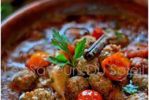 CUISINE DU MONDE / Cuisine de différents pays