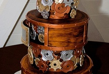 Steampunk Cakes / by Amanda Macleod