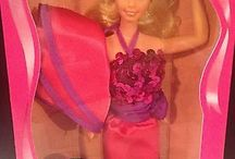 Barbies from the 80' s