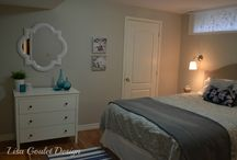 GUEST ROOMS / by Lisa Dickner-Goulet, Interior Decorator