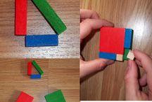 Matemáticas - Regletas / by Creciendo con Montessori